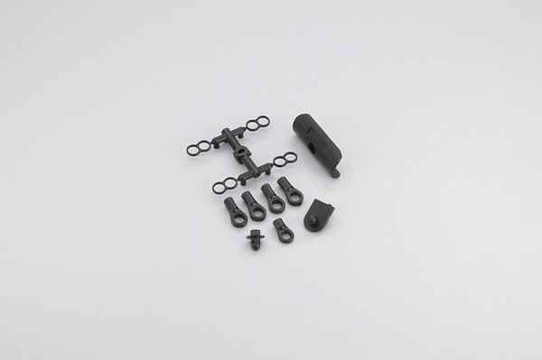Kyosho Mini Inferno 09 Bumper & Body Mount Set