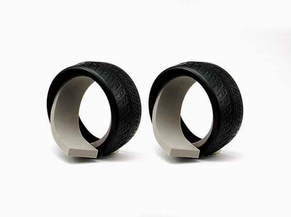 Kyosho Inferno GT Tire and Inner Sponge (2u)