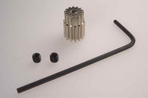 Kyosho Mini Inferno half 10T pinion gear set