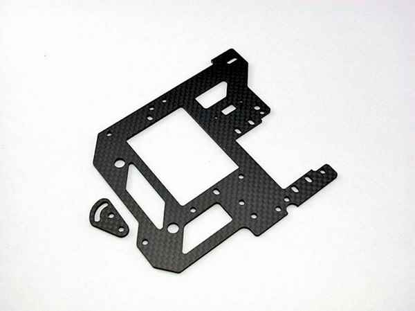 Kyosho V-One-S3 higher carbon Chassis