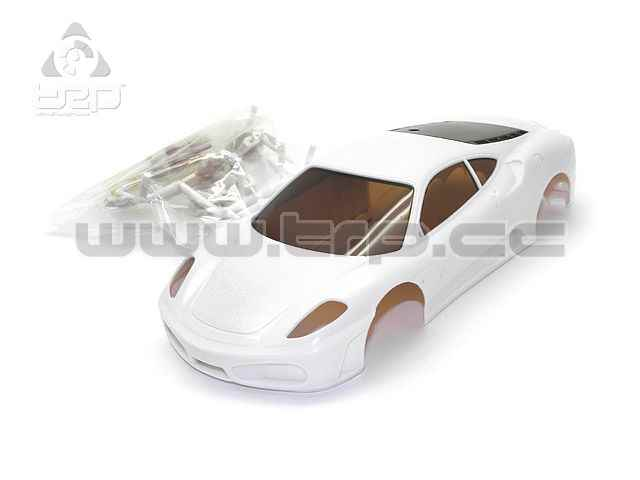 Kyosho Mini-Z Ferrari 430 body (for paint)