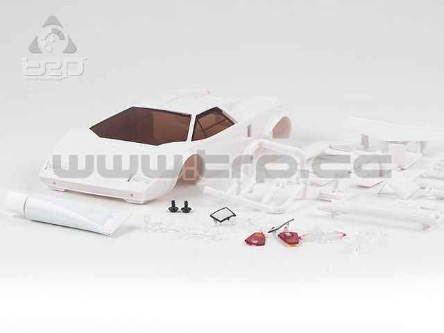 Kyosho MiniZ Lamborghini Countach LP500S Body Set for paint