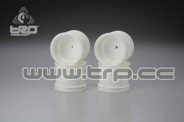Kyosho Tracker/Land/ST/Rav Rims (2 front + 2 rear) (Hex 12mm)