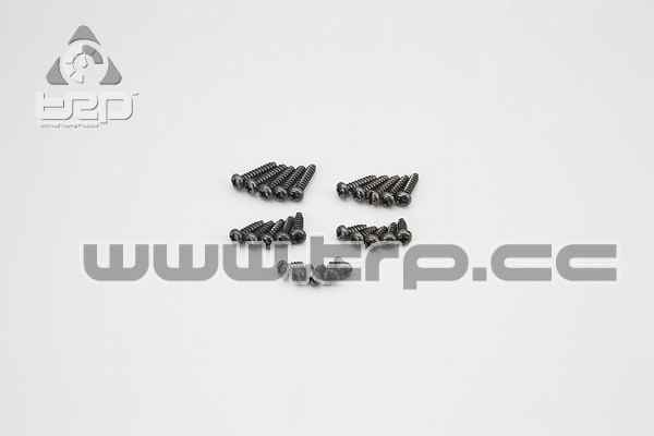 Kyosho RHST Screw(M3x6, 8, 10, 12, 14)