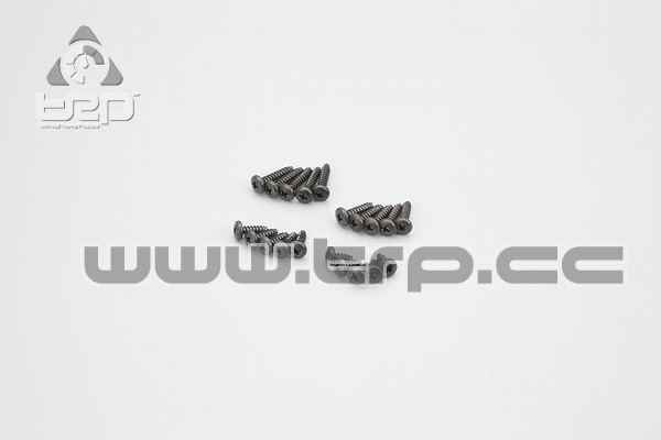 Kyosho BST Screw(M2.6x6,8,10,12)