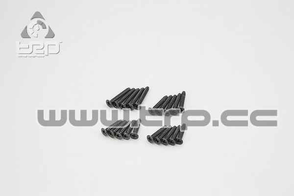Kyosho FHST Screw(M3x15-16-18-20)