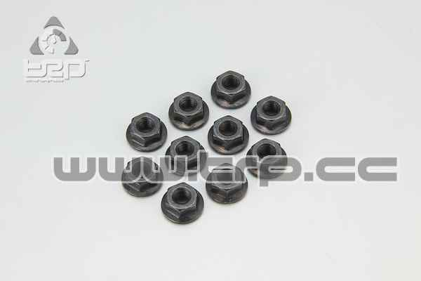 Kyosho Flanged Nut M4