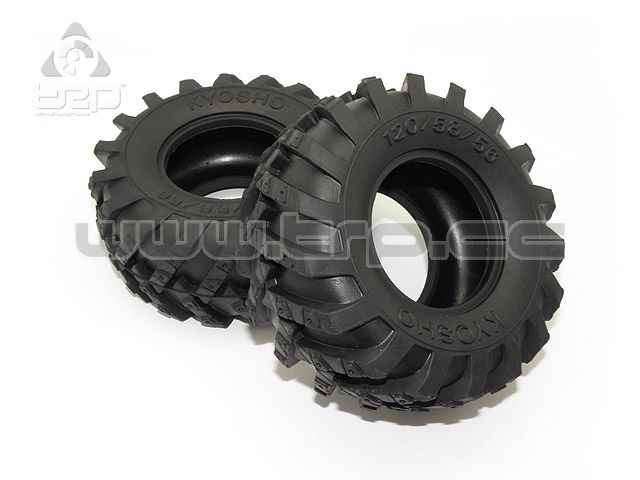 Kyosho Tracker / Landcruiser Tires