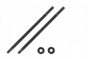 Kyosho Ejes de amortiguador L=61mm