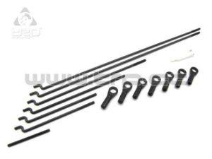 Kyosho Concept 60 varillas (tirantes) y rótulas