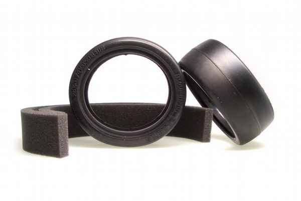 Kyosho Pure Ten neumático High Grip Con Insert (2u)
