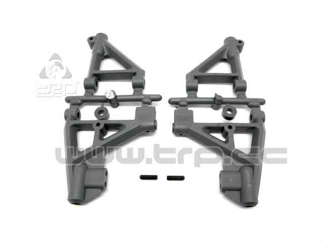 Kyosho Super Ten suspension arms wide