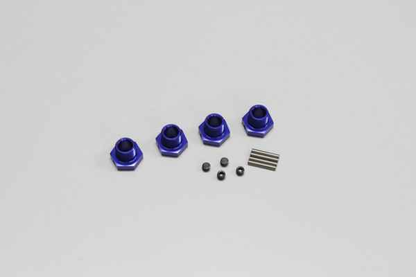 Kyosho Inferno MP7 Wheel Hub Blue