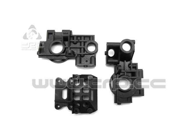 Kyosho V-One R Rear Bulk Head (V-One S)