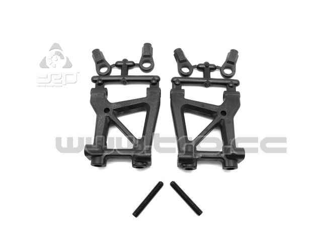 Kyosho V-One R Set rear trapezoids