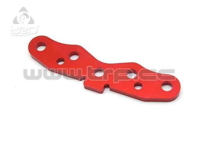 Kyosho Inferno MP7 Rear Lower Suspension Plate 1gr Red