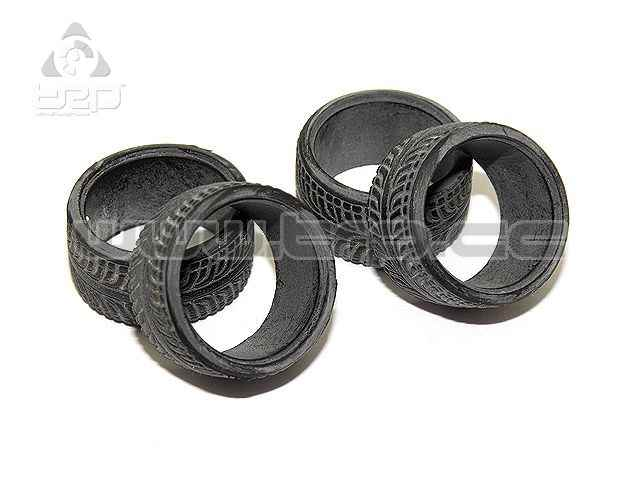 Kyosho MiniZ Radial Tire Set 40sh wide