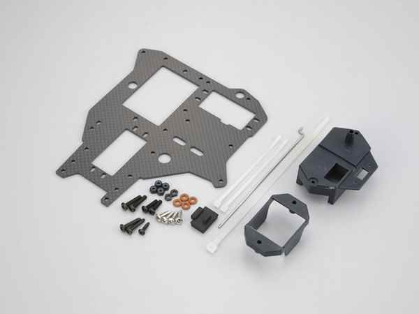 Kyosho V-One S II Carbon Upper Plate