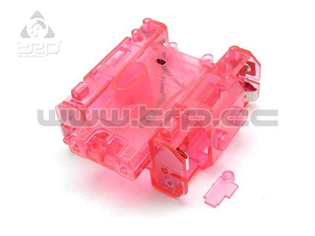 Kyosho MiniZ Monster Chasis Clear Pink