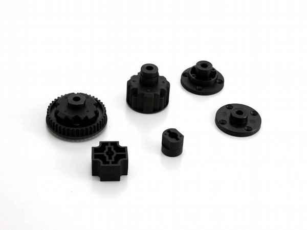 Kysho V-One RRR Riemenrad Differential Set