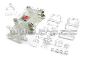 Kyosho MiniZ MR015 Chasis Skeleton Blanco