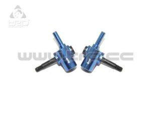 Kyosho MiniZ MR02-MR015 manguetas aluminio 1 grado