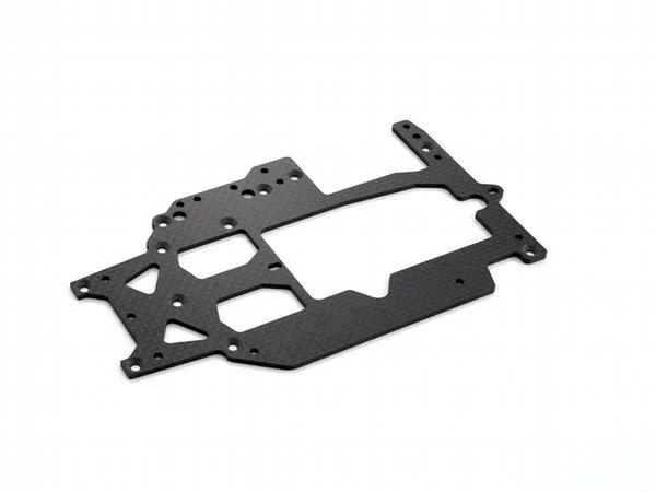 Kyosho V-One-RRR oberes Chassis aus Karbon