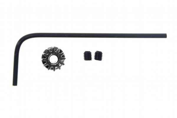 Kyosho Mini Inferno pinion gearset 12T