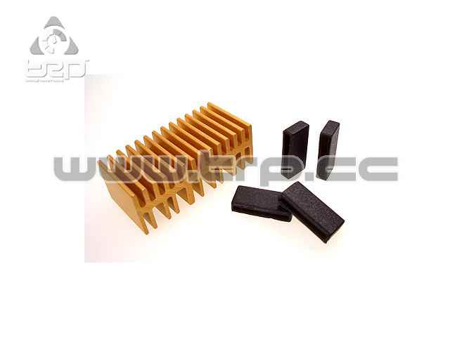 Kyosho Mini Inferno FET Heat Sink Set