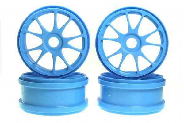 Kyosho Inferno MP7 Blue Rims