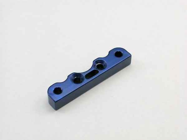 Al Susp Shaft Holder FLR(Mini Inferno/Bl(Kyosho)