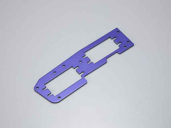 Kyosho Inferno GT Radio Plate(Blue).