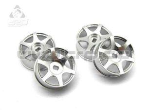 Kyosho MiniZ AWD 4x4 Llantas Aluminio R34 Estrechas