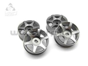 Kyosho MiniZ AWD Llantas Aluminio R34 Estrechas