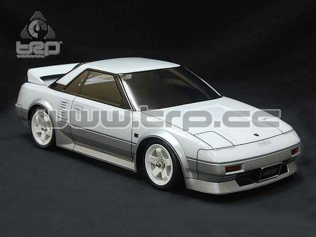 Carrosserie M-Type 1/10 Toyota MR2 AW11