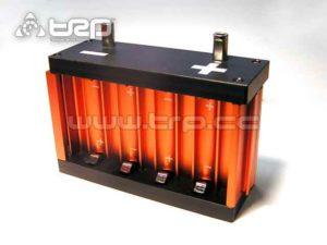 Placa cargadora para baterias de Kyosho MiniZ