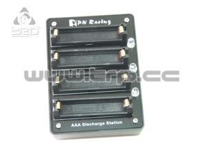 PN Racing Placa descargadora baterías NiMH AAA Mini-Z