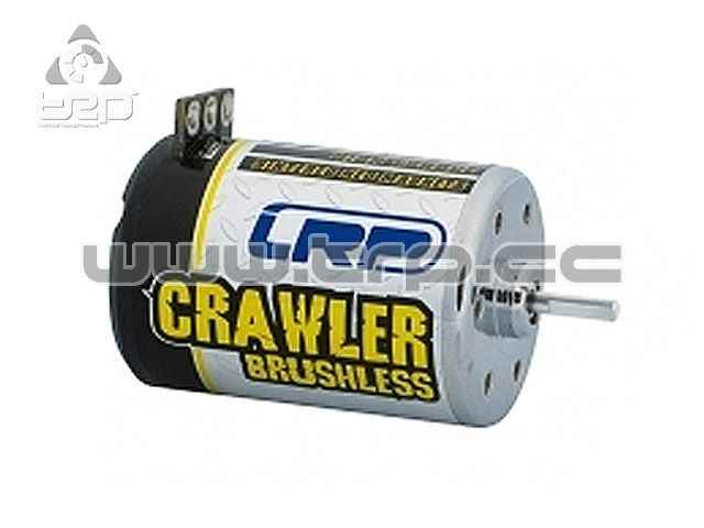 Motor Brushless LRP Crawler 21.5 Turns