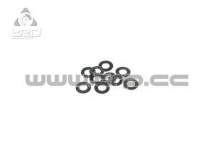 Team Durango Arandelas de 5x10x0.8mm (10pcs)
