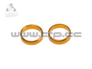 Team Durango DEX410 Separadores de rueda 6x5x1.5