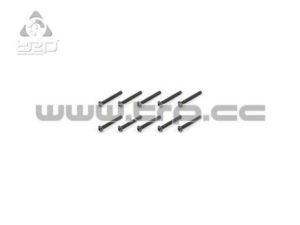 Team Durango tornilleria allen con cabeza de boton de M3x30mm (1