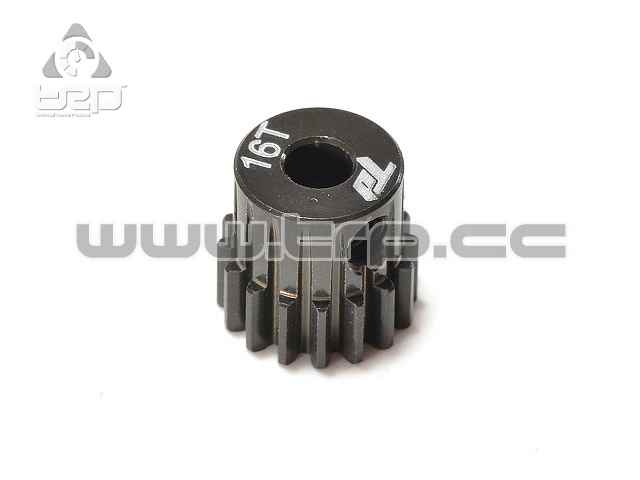 Team Durango 16T 48DP PINION - ALUMINIUM
