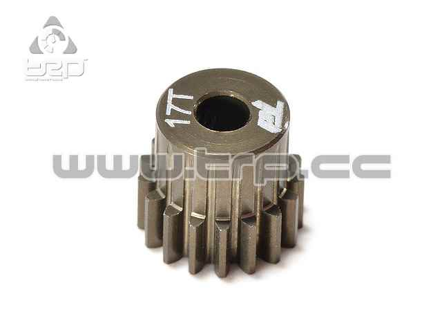 Team Durango 17T 48DP PINION - ALUMINIUM