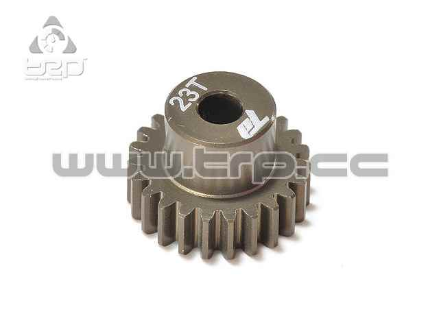 Team Durango 23T 48DP PINION - ALUMINIUM