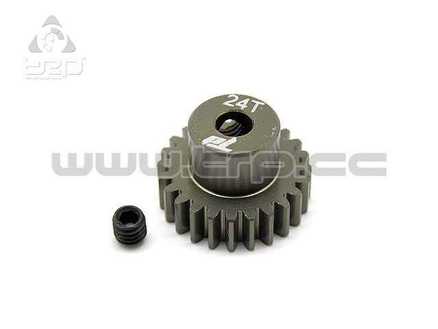 Team Durango 24T 48DP PINION - ALUMINIUM