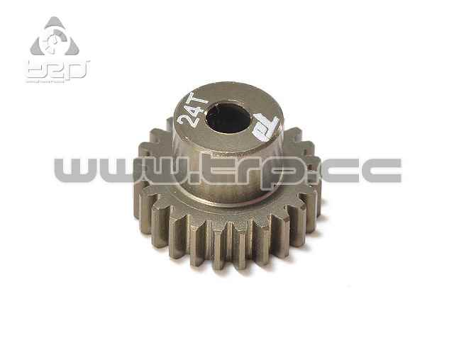 Team Durango 25T 48DP PINION - ALUMINIUM
