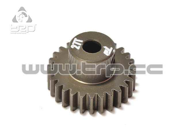 Team Durango 27T 48DP PINION - ALUMINIUM