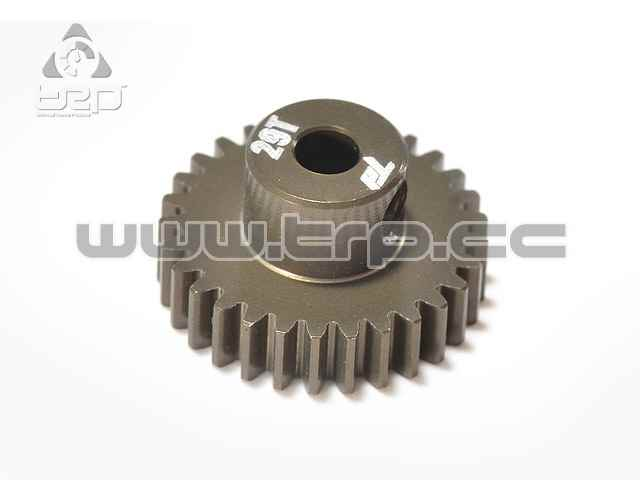 Team Durango 29T 48DP PINION - ALUMINIUM