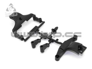 Team Durango Rear Chassis Brace (Type B)
