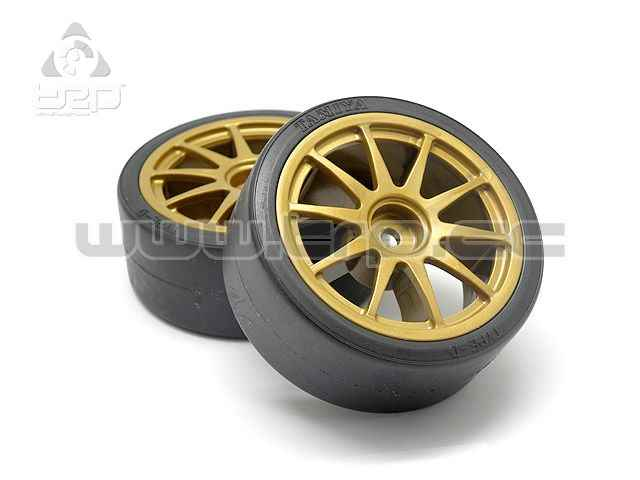 Tamiya Drift Tires Type-D Modelo SP1219 (2u)